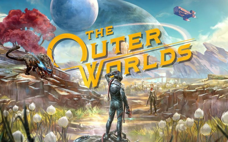 The Outer Worlds - мини-рецензия